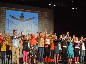 Chinchilla State High School's musical 2019.