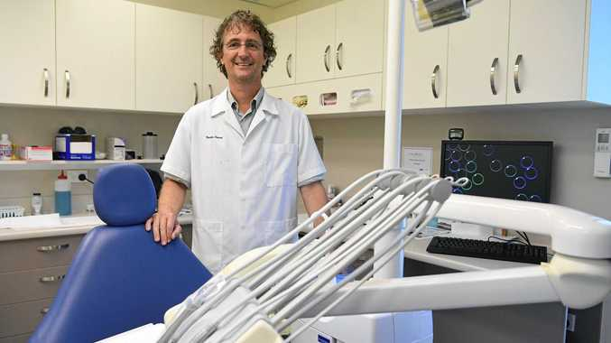 Bundaberg dentist pushes fluoride case