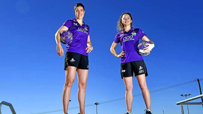 Caitlyn Nevins hoping for farewell Firebirds win
