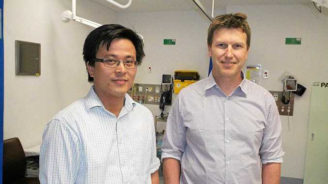 Globe-trotting docs join CQ's high-performing surgery team