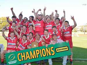Frillnecks weather late onslaught to win B-grade title