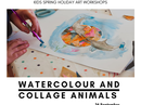 Learn how to draw an animal of their choice from a figurine, then paint, cut, layer, assemble and design an original work on paper.