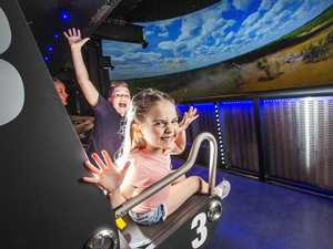 Lift-off for Dreamworld's new attraction