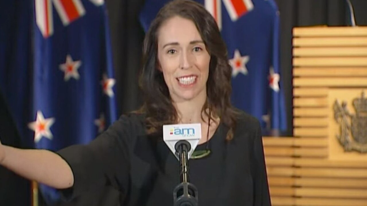 The public have warmed to Jacinda Ardern's 'classy' response to the furore. Picture: The AM Show