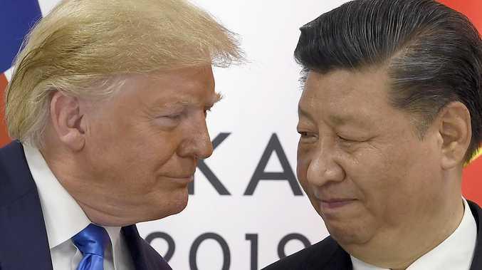 Bloodbath after Trump's China demand