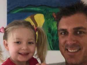Little angel allegedly murdered after custody dispute