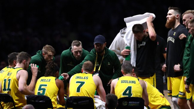 The Boomers will head to the World Cup full of confidence.