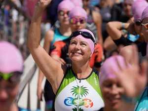 Ex-Coast woman tells of her personal tri hurdles