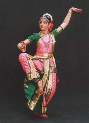 A showcase of the classical Indian dance style, Kuchipudi