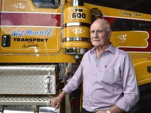 Toowoomba businessman an Australian Transport Industry icon