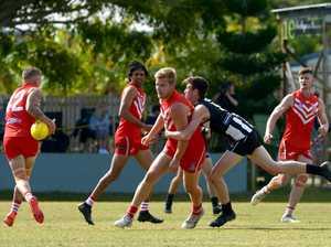 AFL CAPRICORNIA SEMI FINAL: Yeppoon Swans' Matthew