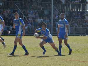 Souths Sharks v Brothers A-Grade Rugby League Mackay