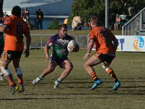 Wests Tigers and Whitsunday Brahmans went