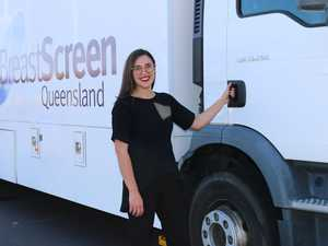 How you can get a a free mammogram in Toowoomba suburb