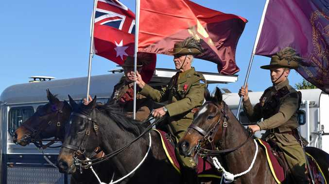 Light Horse honoured