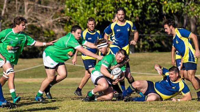 Trojans edged out in rugby thriller