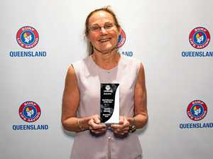 Moore Park woman named lifesaver of the year