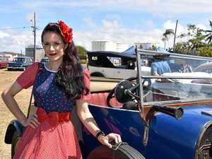 GALLERY: Nostalgia hits Mackay for port 80th