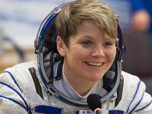 Astronaut commits 'first crime in space'