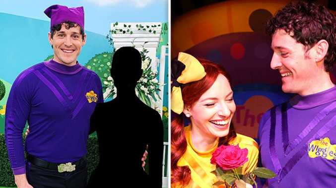 Purple Wiggle Lachlan Gillespie finds new love