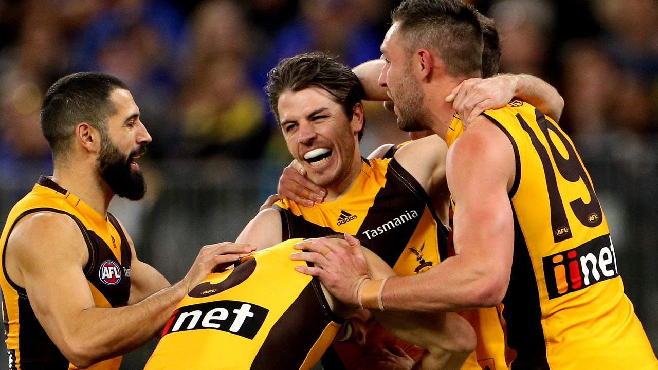 The Hawks claimed the win but it wasn't enough for their own finals dreams.