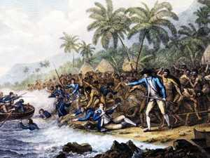 'Critical error': Captain Cook's grisly end