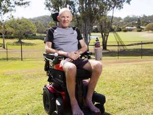 Former rugby league player's sad decline