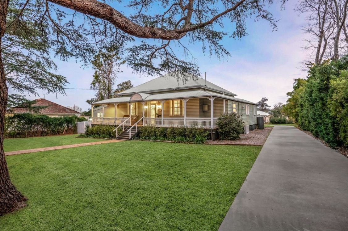 38 Vacy St, Newtown, is for sale.