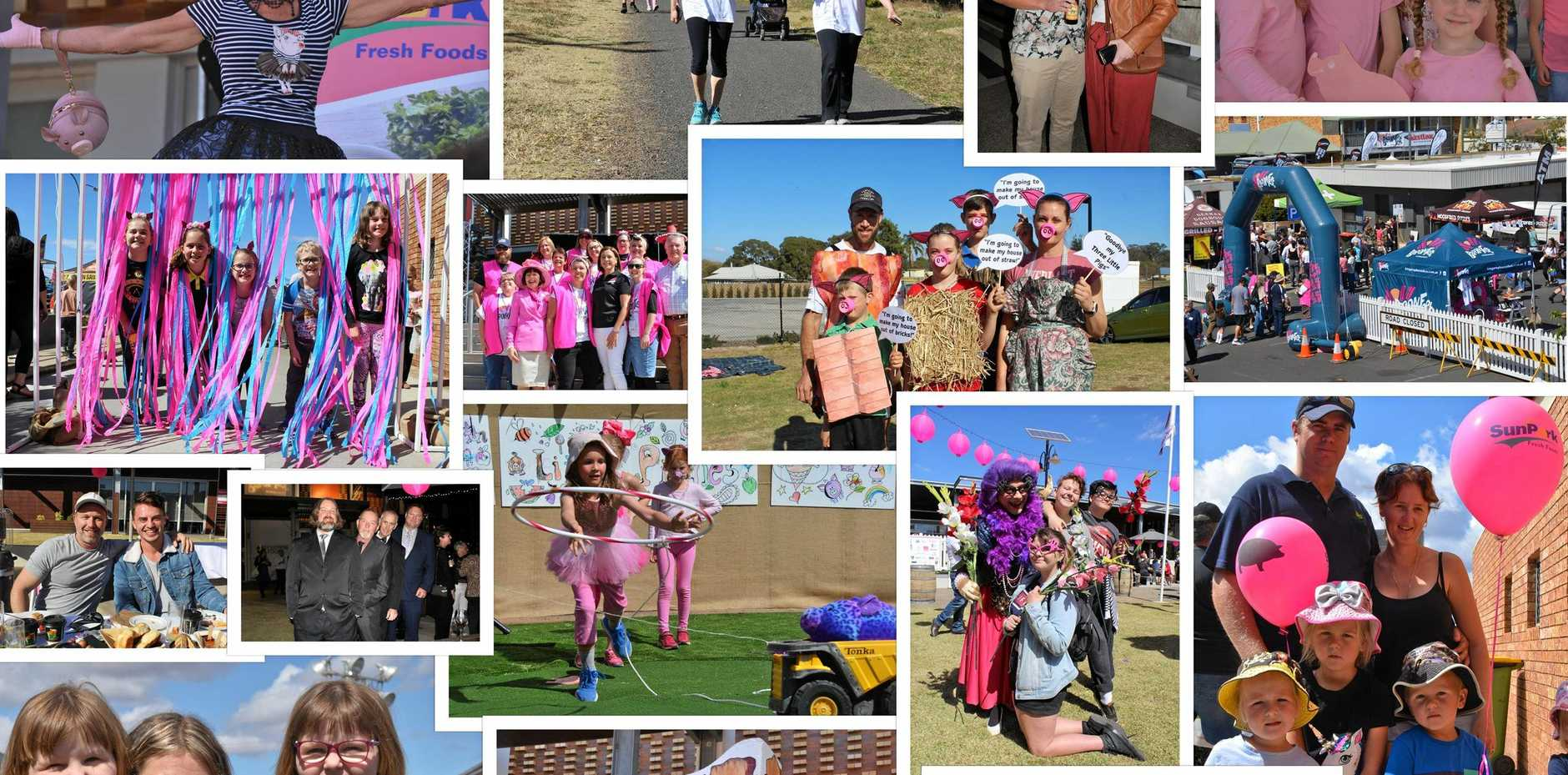BACONFEST FUN: All the action from Kingaroy BaconFest 2019.