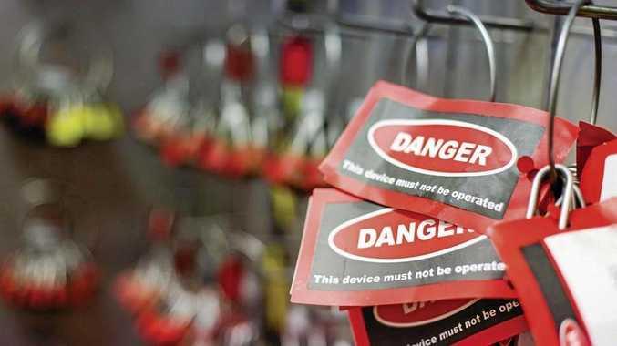SafeWork investigations under way after Lismore tip fire