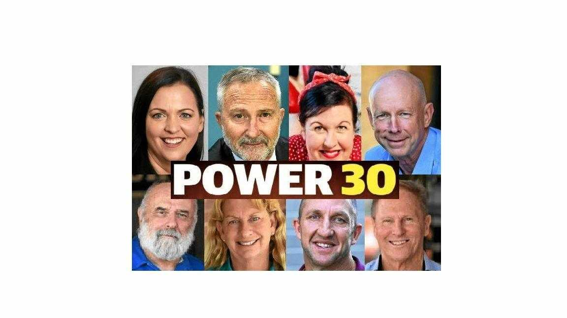 POWER 30: Will some of the same faces from Power 30 2018 make the cut this year? Nominate who you think are Gympie's most influential people.