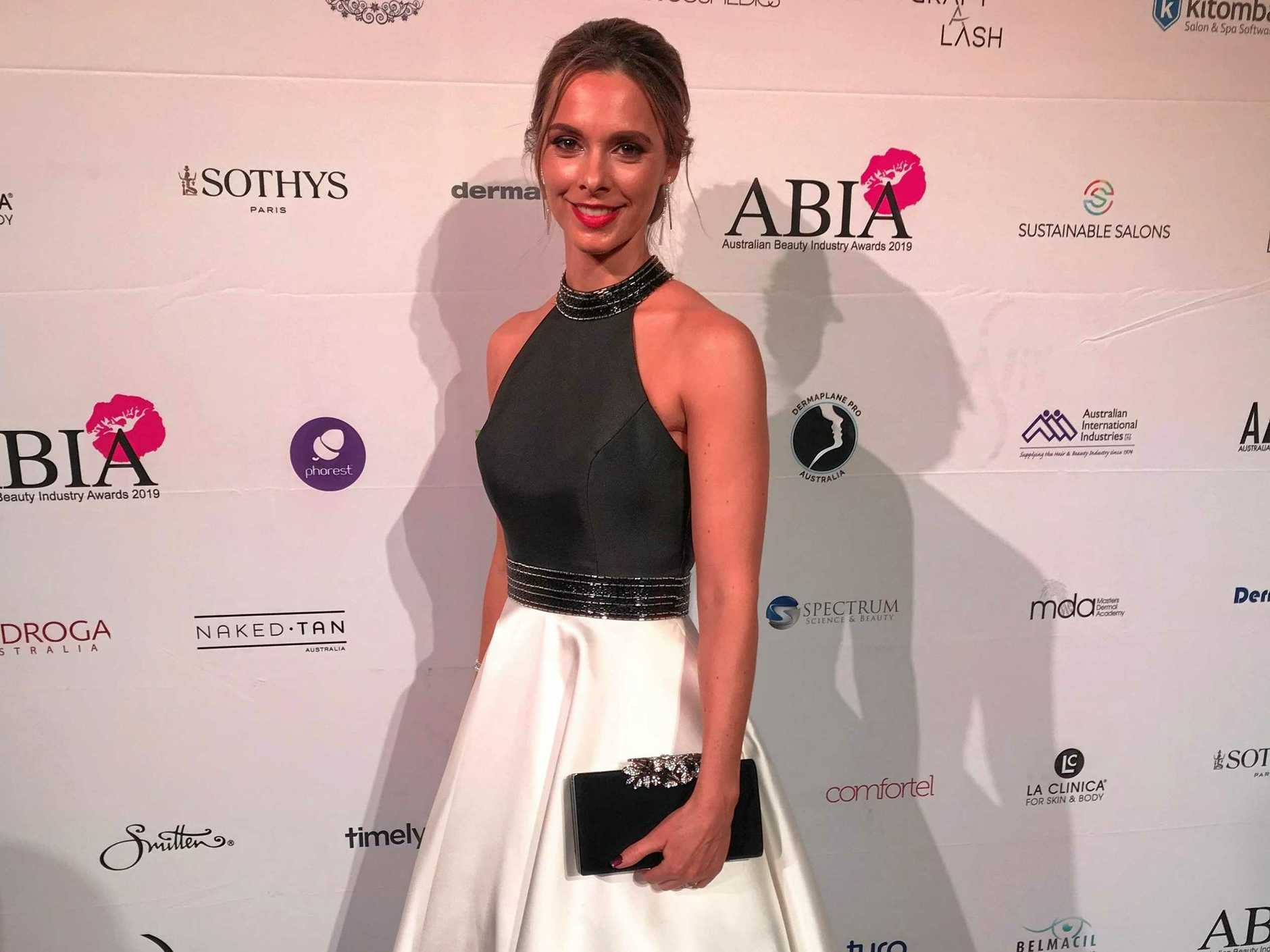 BEAUTY: Melita Smith from Plush Skin Body and Beauty is one of the best in Australia.