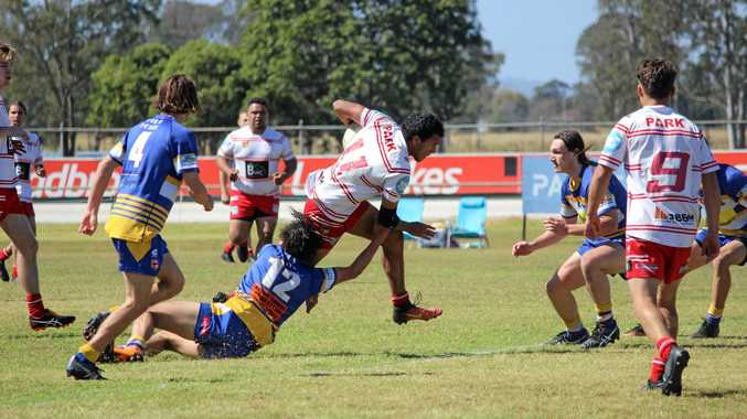 Red Devils' 18's vying for a place in the finals