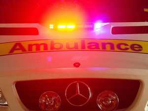 Man charged after car plunges off cliff