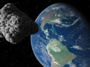 Monster meteor hurtling towards Earth