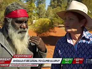 Pauline Hanson's surprising Uluru allies