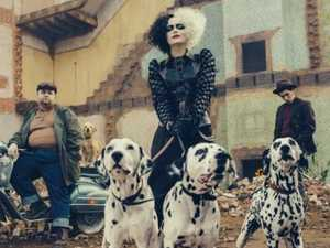 First look at Emma Stone as Cruella