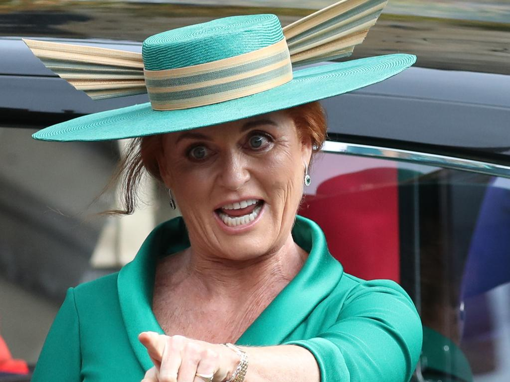 Prince Andrew's ex-wife Sarah Ferguson. Picture: Getty