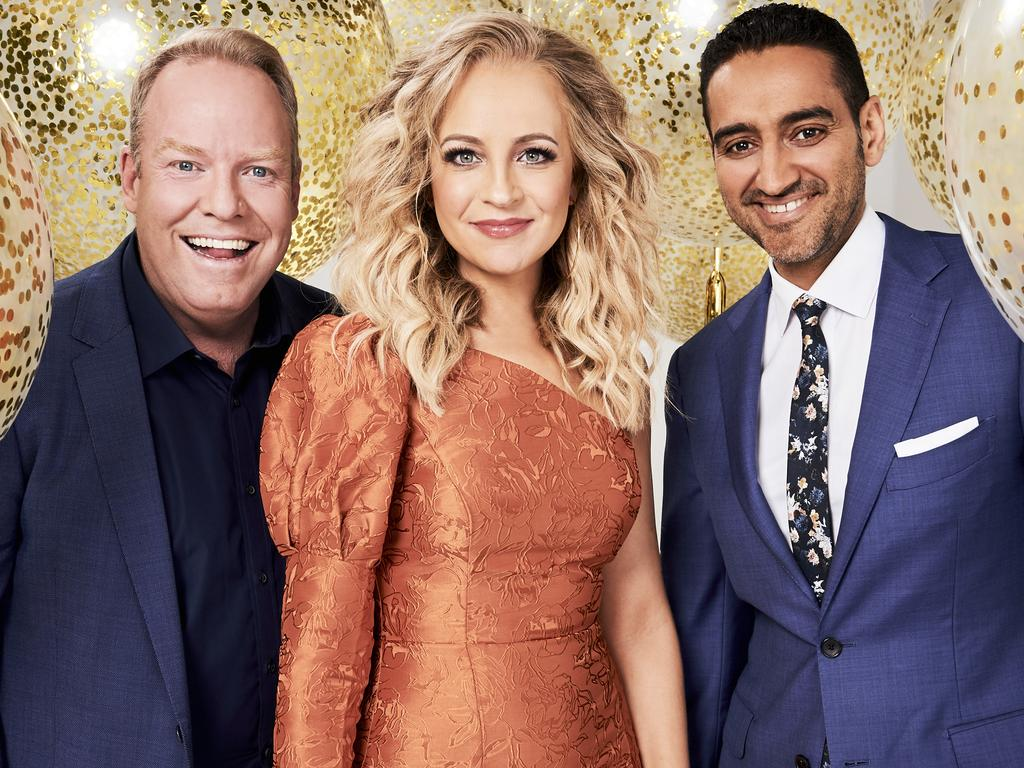 Carrie Bickmore celebrated 10 years on The Project this year. Picture: Supplied