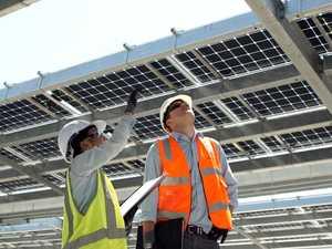 Plaza's world breakthrough in solar technology