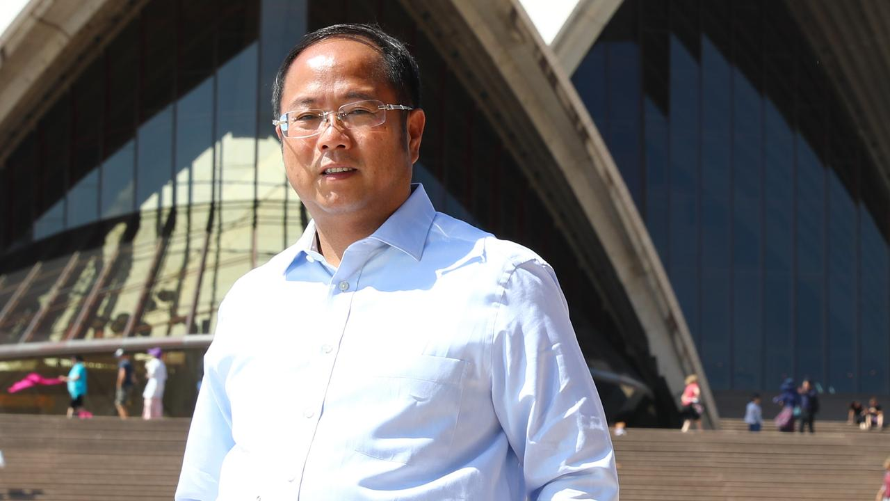 An ICAC corruption hearing heard Chinese billionaire Huang Xiangmo handed over $100,000 in cash. Picture: Renee Nowytarger