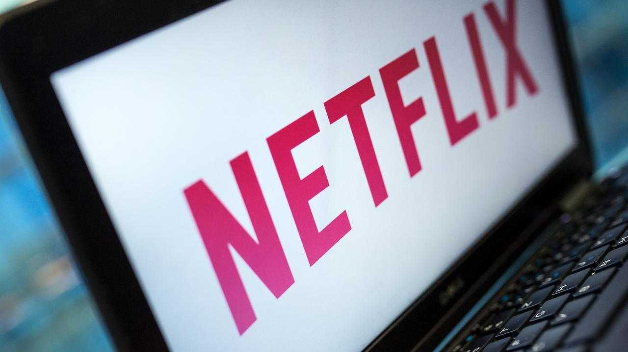 The logo of video streaming company Netflix can be seen on the display of a laptop screen. Photo: Alexander Heinl/dpa