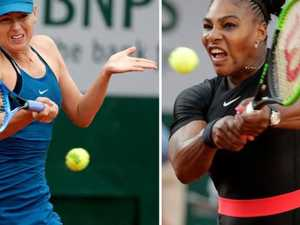 Can Sharapova improve absurd Serena record?