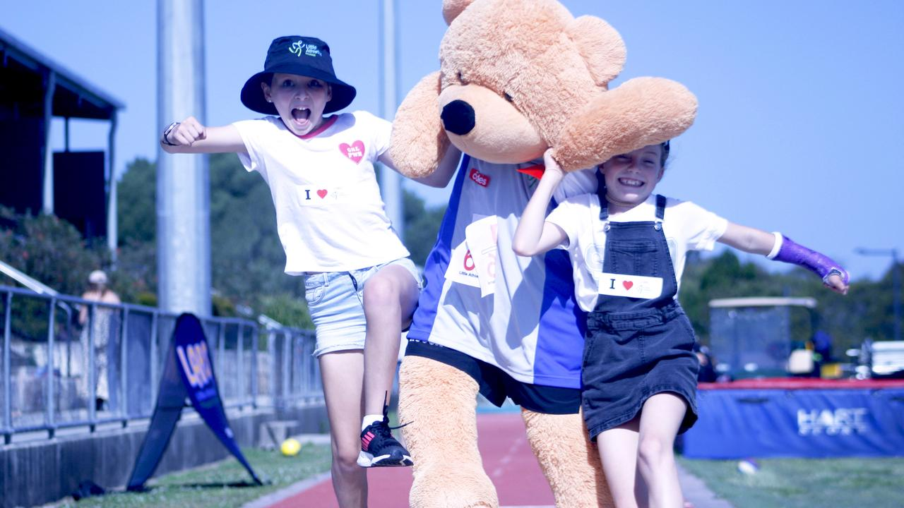 Noosa Little Athletes are signing on for the new season.