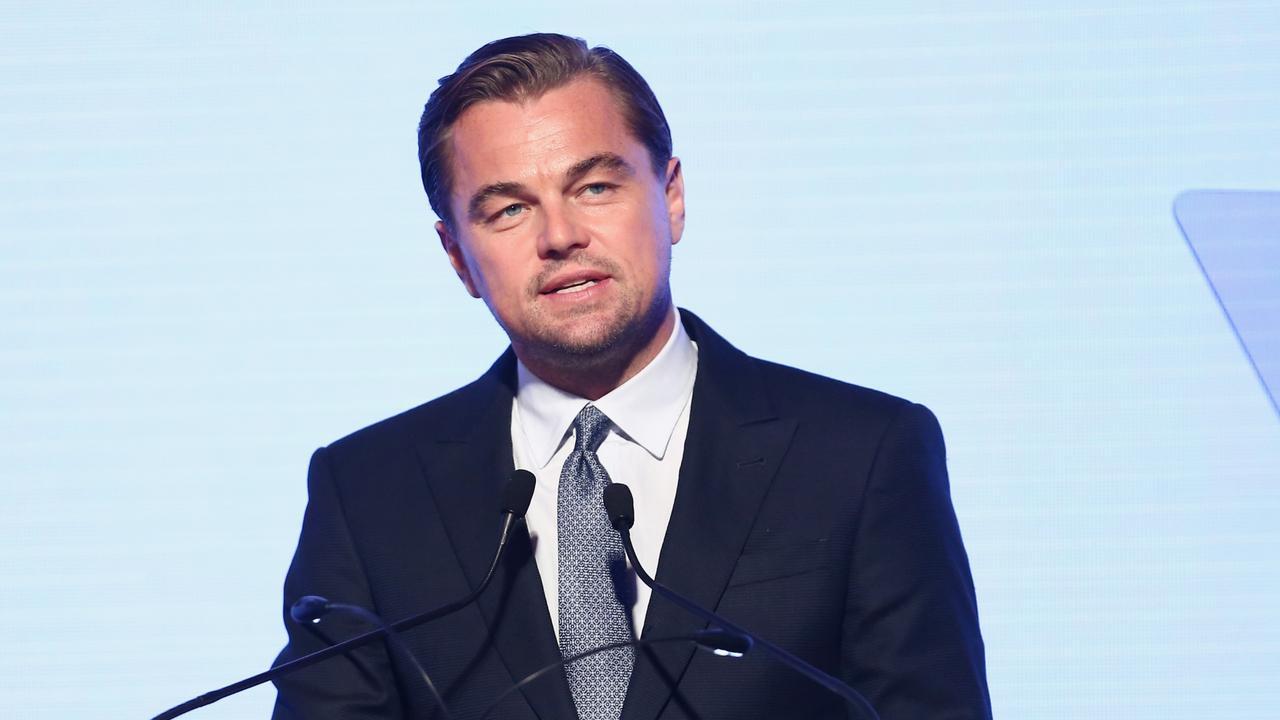 Leonardo DiCaprio's environmental alliance commits $5 million to preserve burning Amazon Rainforest. Picture: Tommaso Boddi