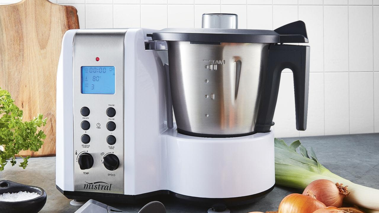 Is this Aldi product better than a Thermomix?