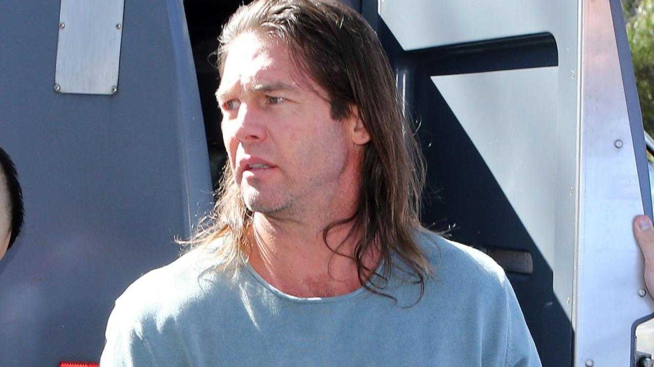 Ex footballer Ben Cousins. Picture: Justin Benson-Cooper / The West Australian
