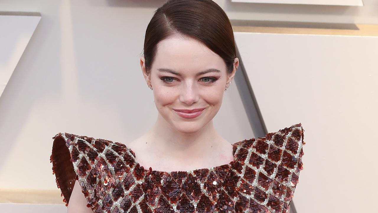 The actress at the Oscars earlier this year. Picture: Neilson Barnard/Getty Images
