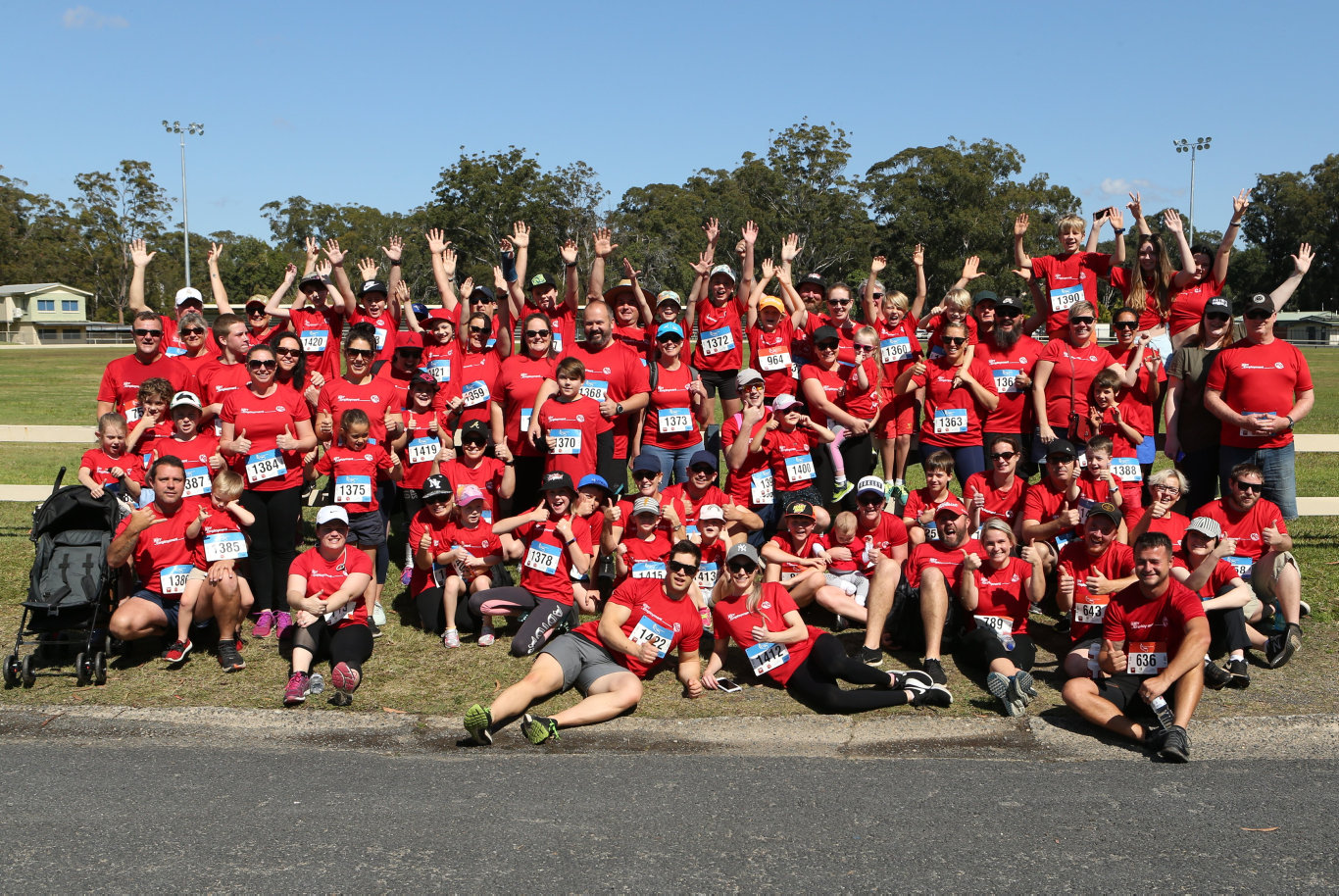 GET INVOLVED: Key Employment has issued a challenge to other local businesses to get involved with the Coffs Harbour Running Festival.