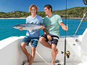 Treat your dad to Father's Day on the Capricorn Coast